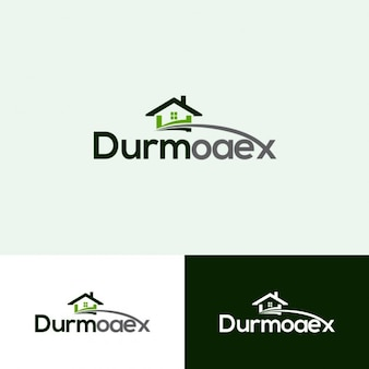 Nieruchomości Logo Design