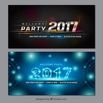 Nowoczesne 2017 banery