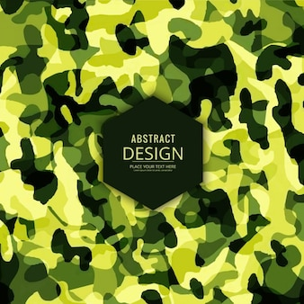 Nowoczesne Camouflage tle