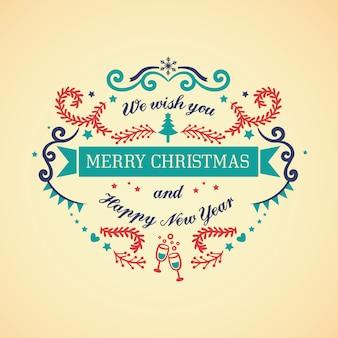 Ozdobne karty Boże Narodzenie