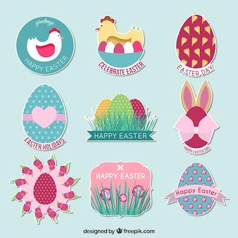 Płaski Label Easter Collection