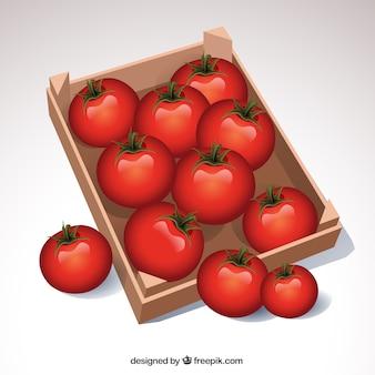 Pomidory okno