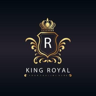 Projekt szablonu logo
