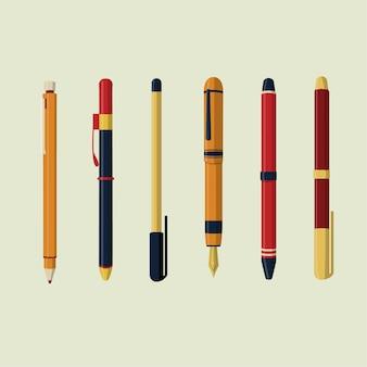 Przyrządy do pisania