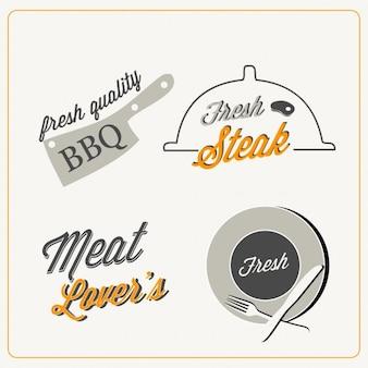 Restauracja projektowanie logo