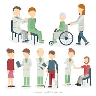Różnorodność sytuacjach medycznych