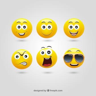 Smiley ikony