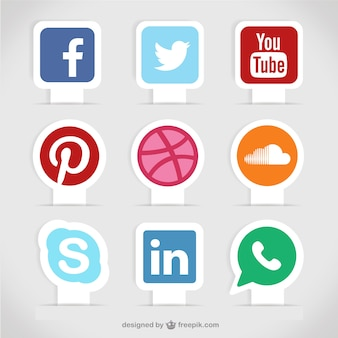 Social media etykiety