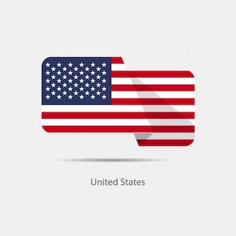 Stany Zjednoczone flag projekt