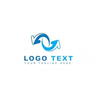 Strzałki Logo Marketingu