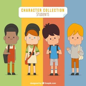 Studenci kolekcja Charakter