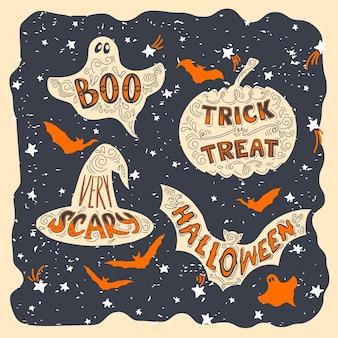 Symbole Halloween