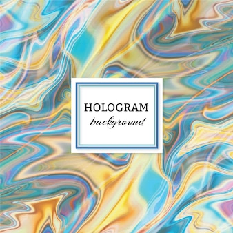 Tło hologram
