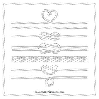 Węzłów liny