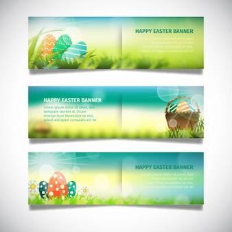 Wielkanoc banery internetowe