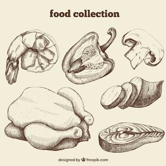 Wyciągnąć rękę Food Collection