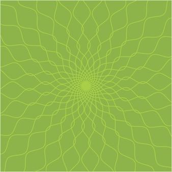 Wzór siatki siatki geometrycznej