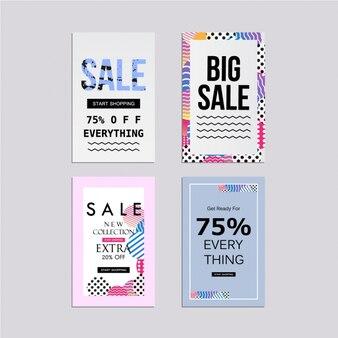 Zbiór kart sprzedaży