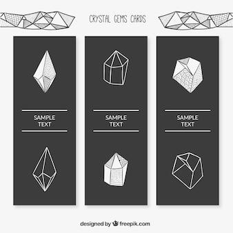 Zestaw kart Kamień