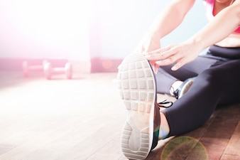 Ćwiczenia mięśnie hantle mięśnie sportowe
