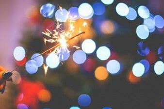 Świąteczne ognie