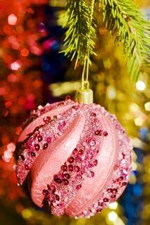 świąteczne ozdoby, prezent