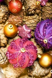 świąteczne ozdoby, wakacje