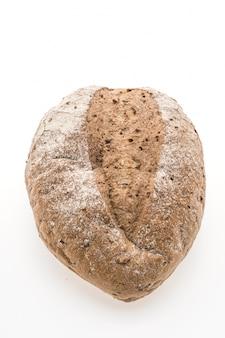 świeże pieczywo mąki białej cięcie