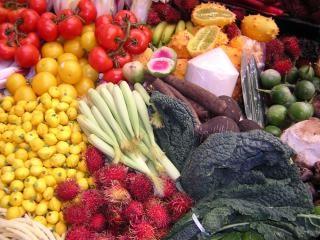świeże warzywa, pomidory