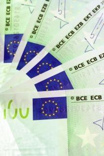 banknotów euro
