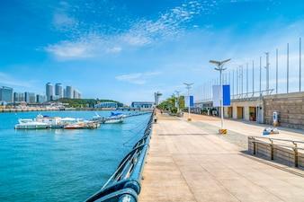 Baza żeglugowa igrzysk olimpijskich Qingdao