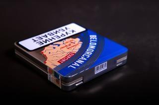 belomorkanal tytoń