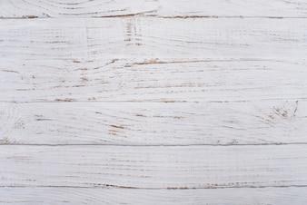 Biały powierzchni drewnianych