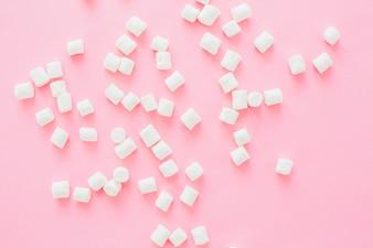 Bukiet smacznych marshmallows