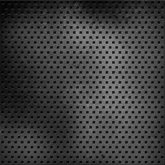 Czarny aluminun tekstury