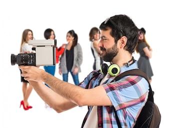 Filmowanie turystyczne