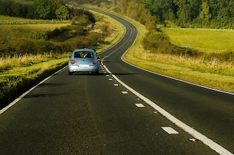 Firma yorkshire droga nowa turystyczna beetle północ