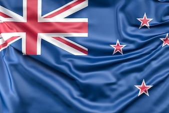 Flaga Nowej Zelandii