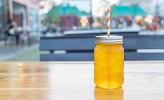 Herbata Chryzantema na lodzie