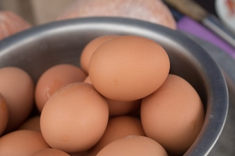 Jajko, Kurczak Jajko.