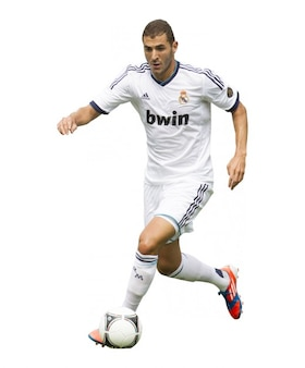 Karim Benzema Real Madryt la liga