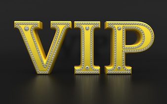 Karta VIP z diamentami