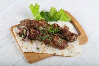Kebab z jagnięciny