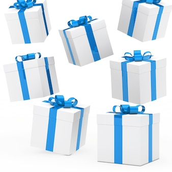 Kolekcja pudełka prezentowe