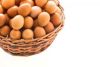 Koszyk jajka
