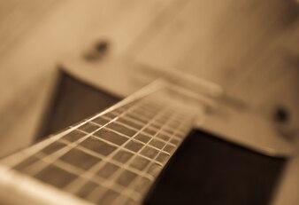 Melodia piosenki dźwięk instrumentu czerwone