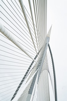 Most futuryzm citylife Kuala Lumpur futurystyczne