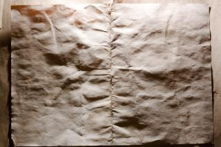 Papier zgnieciony