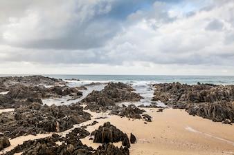 Piękny krajobraz w Cape Conran, Australia.