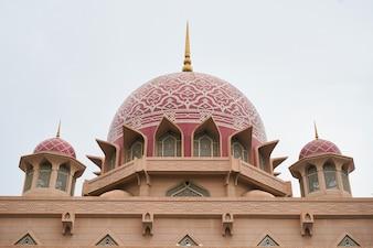 Podróże Putrajaya muzułmańska architektura budynku